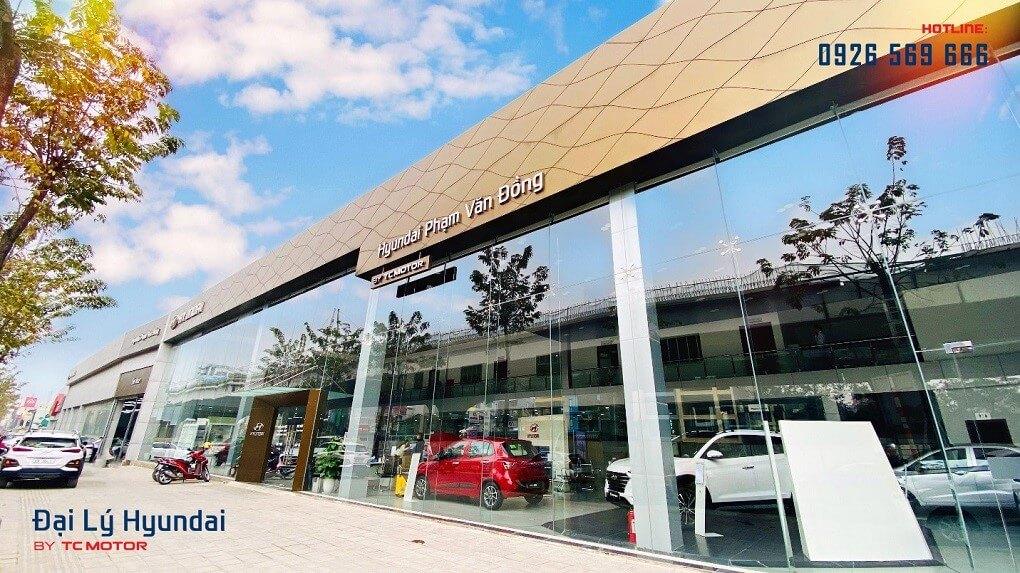 Đại Lý Hyundai giá tốt nhất hệ thống