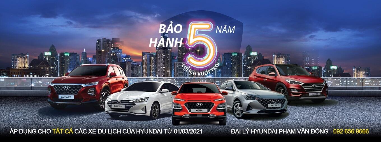 Đại Lý Hyundai Phạm Văn Đồng 15