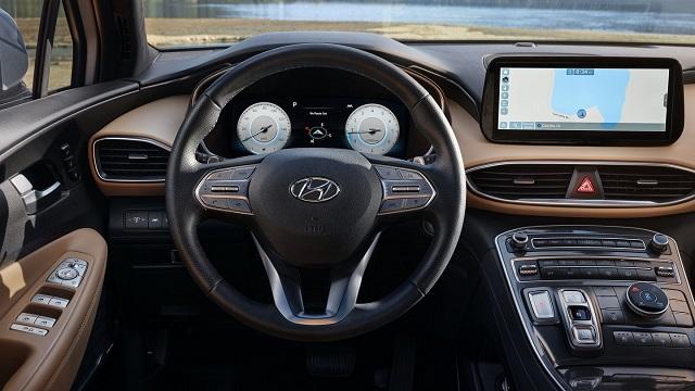 Hyundai SantaFe Dầu Cao Cấp 10