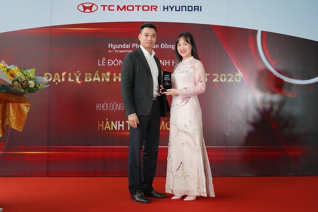 Đại Lý Hyundai Phạm Văn Đồng - Showroom 'ruột' của tín đồ xe hơi 2