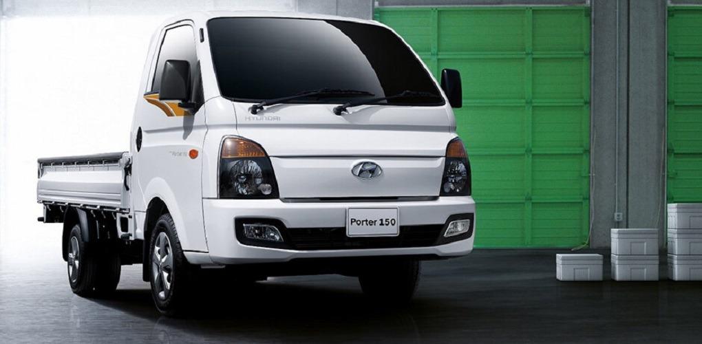 Hyundai H150 Đại Lý Hyundai