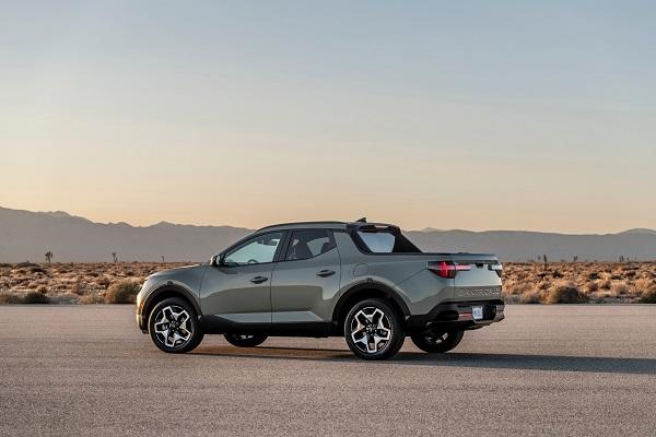 Hyundai Santa Cruz nhận đặt hàng với 100 USD tại Mỹ 4