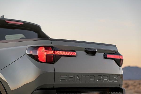 Hyundai Santa Cruz 9