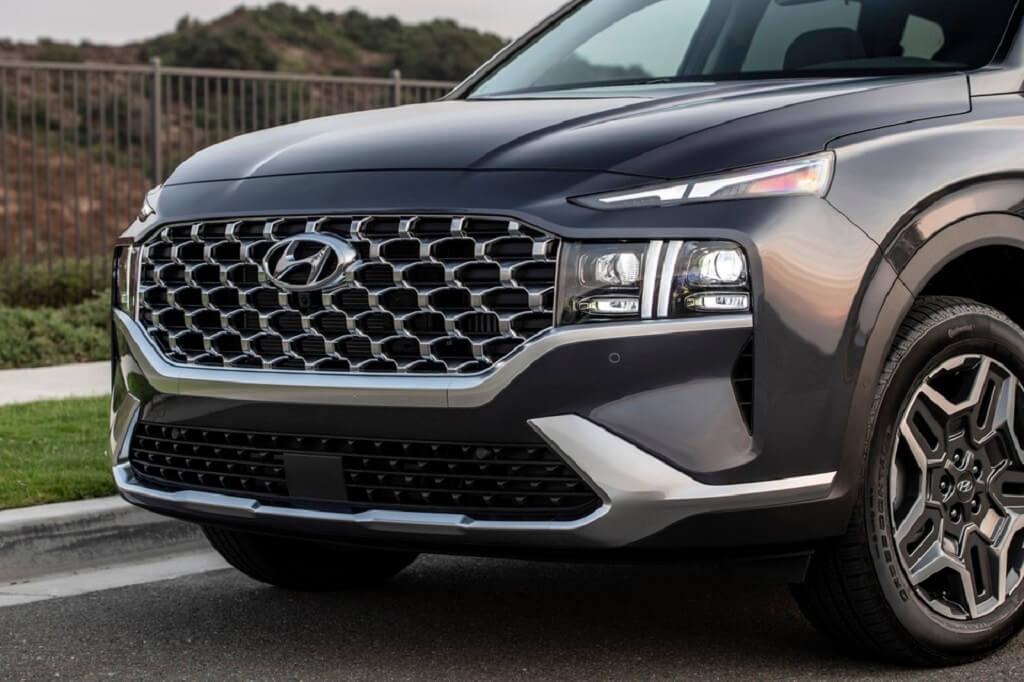Hyundai SantaFe 2021 ra mắt ở Indonesia, chờ ngày về Việt Nam 3