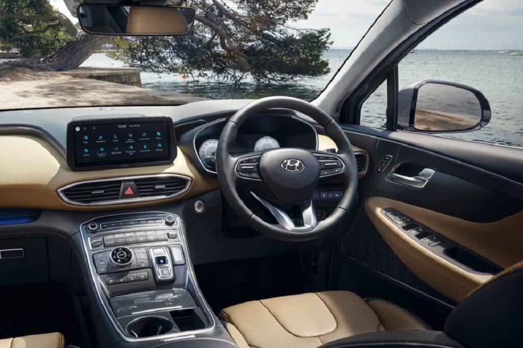 Hyundai SantaFe 2021 ra mắt ở Indonesia, chờ ngày về Việt Nam 4