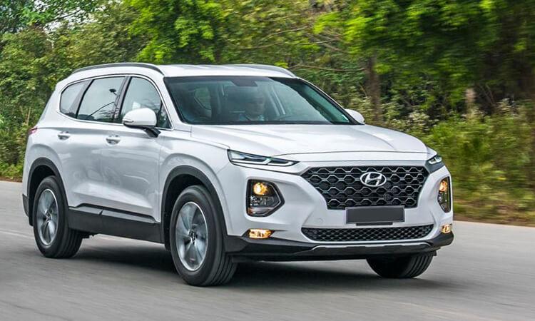 Hyundai SantaFe Đại Lý Hyundai